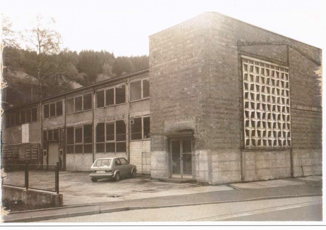 1984 erwarb Eckard Zülch das Gelände und der umfangreiche Abriss, Um- und Neubau begann